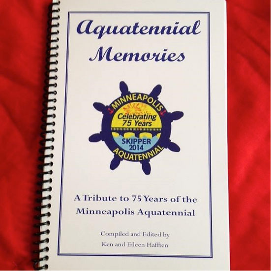Aquatennial Memories Book