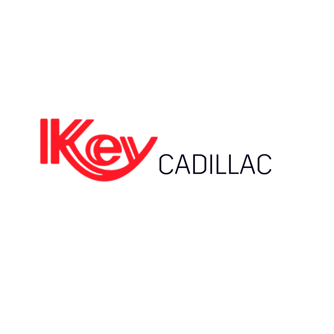 Key Cadillac Logo (square)