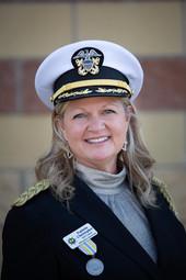 Aquatennial Captain Paulette Christopher