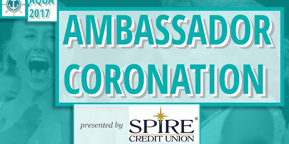 Alumni/Member Section for the Ambassador Coronation