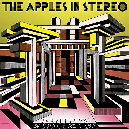 Apples In Stereo Travellers In Space And Time, 180G Vinyl LP Record