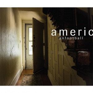 American Football LP 2, Orange Vinyl LP Record