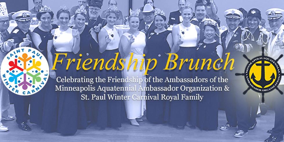 The AAO & Winter Carnival Friendship Brunch