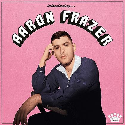 Aaron Frazer Introducing..., 180G Pink Marbled Vinyl LP Record