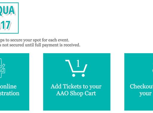 General Ticket Release Opens June 1 for AAO Aquatennial Events