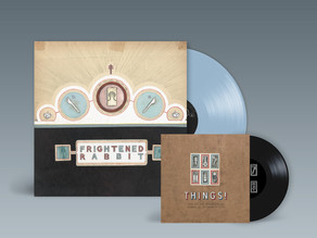 Frightened Rabbit-Winter of Mixed Drinks 10th Anniversary NOW IN STOCK!