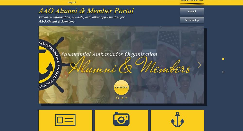 AAO Alumni & Member Portal