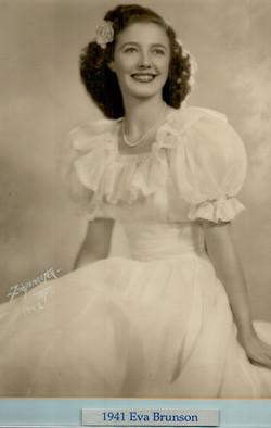 1941 Eva Brunson