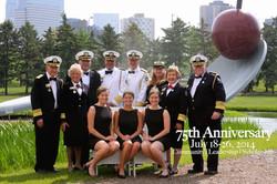 2014: 75th Anniversary Crew