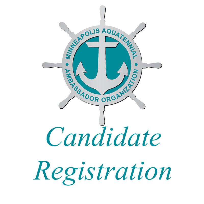 Ambassador Candidate Registration
