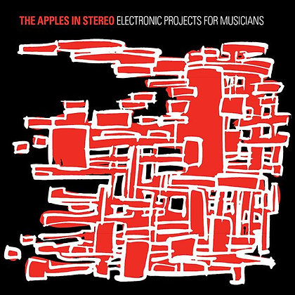 Apples In Stereo Electronic Projects For Musicians, Limited Edition 180G Vinyl LP Record