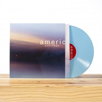 American Football LP 3, Light Blue Vinyl LP Record