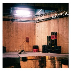 American Football EP Single Sided Etched Vinyl EP Record