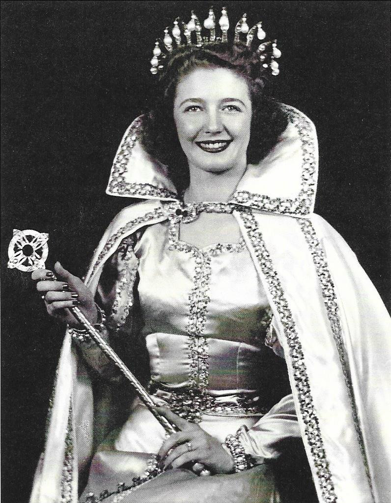 Queen of the Lakes 1941, Eva Brunson Steiner