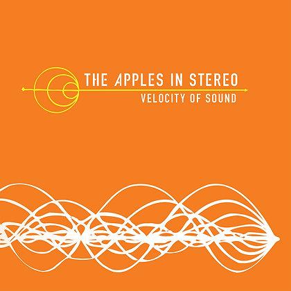 Apples In Stereo Velocity Of Sound, 180G Black Vinyl LP