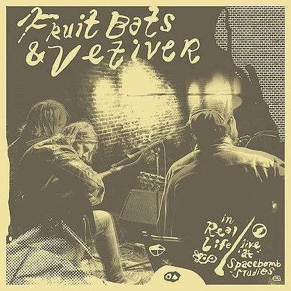 Fruit Bats & Vetiver