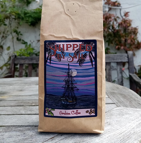 Colombian Arabica Coffee- Bristol Light Roast - 250g beans