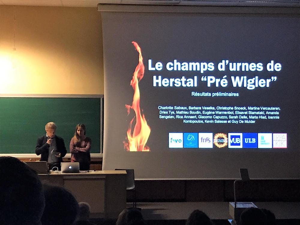 Charlotte's presentation