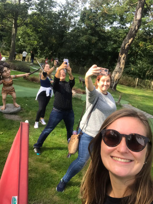 MARI teambuilding for the CRUMBEL project