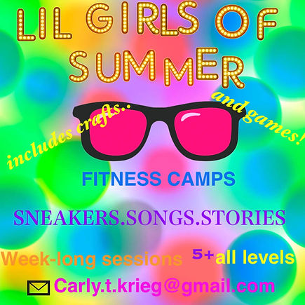 Summer Camp Offerings 2017 | Spunky Kids Co Services