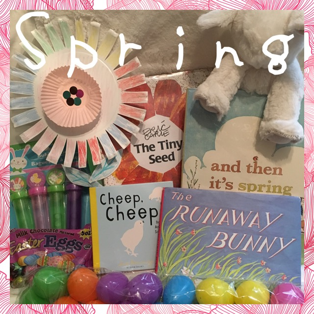 Spring Reads and Activities