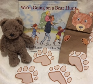 We're Going on A Bear Hunt...