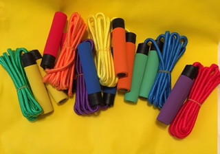 Multicolored Jump Ropes