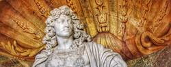 Statue of King Louis XIV
