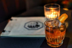 Rhum Old Fashioned Cocktail
