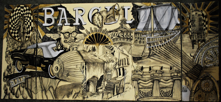 Barcelona Maritime and Tribute to Dali a
