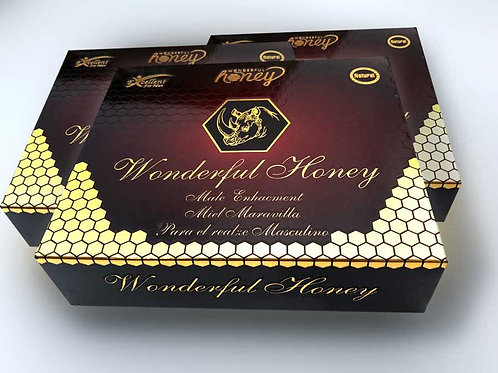 Wonderful Honey - 3 Box (36 Sachets)