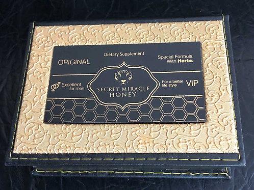 SECERT MIRACLE HONEY - 4  Box (48 sachets)