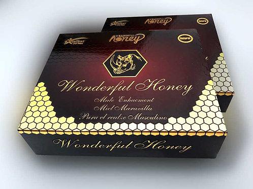 Wonderful Honey - 2 Box (24 Sachets)