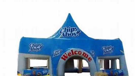 Inflatable Kiosk Tent