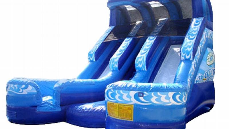Dual Splash Slide
