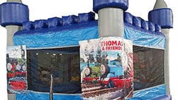 Cheap Thomas bouncy castle