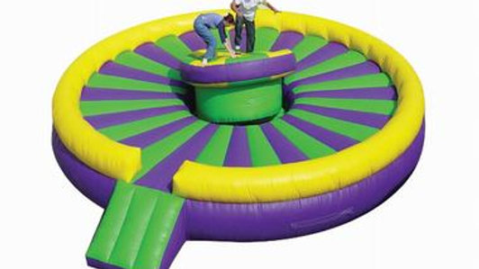 Inflatable Circular Rock N'Roll