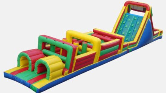 40 Feet Obstacle Course