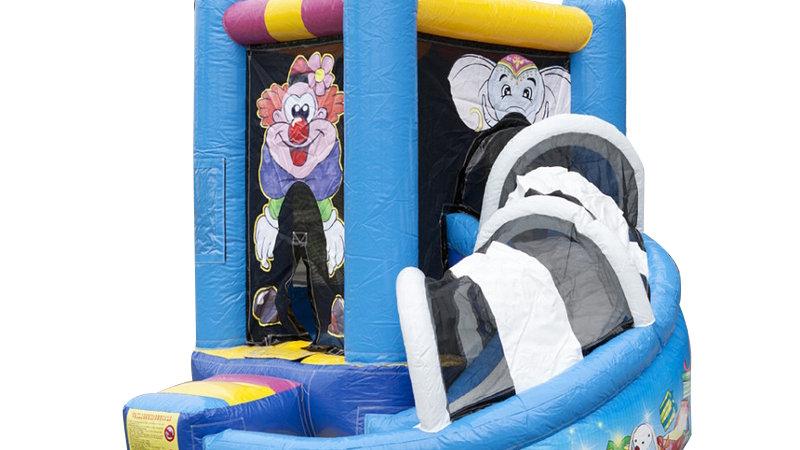 Safari ,Clown bouncing  Combo