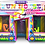 Thumbnail: inflatable fun house game