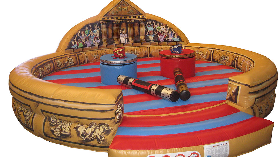 Gladiator Joust Arena ( inflatable jousting arena )