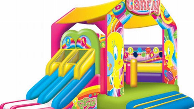 Inflatable Tweety Bounce Combo