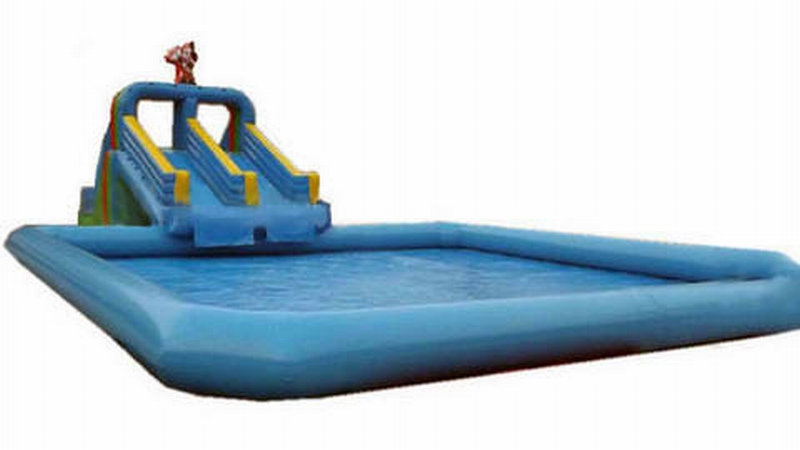 Mickey Mouse Inflatable Water Park