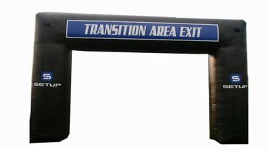 Transistion Inflatable Arch