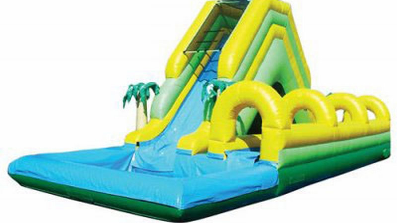 Slip N Dip Combo Water Slide