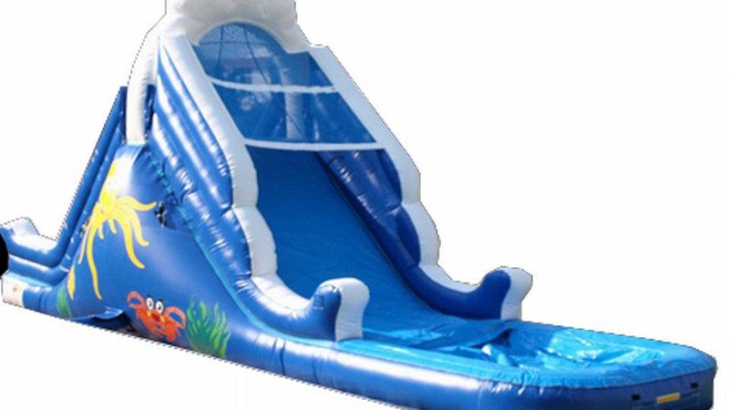 14'Water Slide