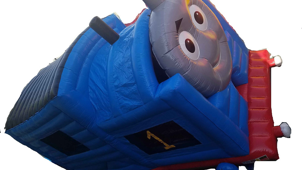 Thomas The Tank bouncy castle Combo