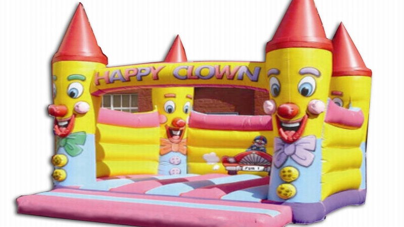 Happy Clown Bouncer