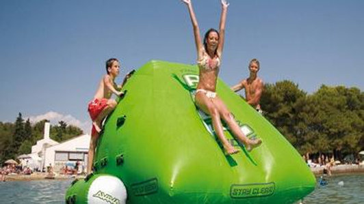 Aviva Rock Slider ( water toys for lake and sea )