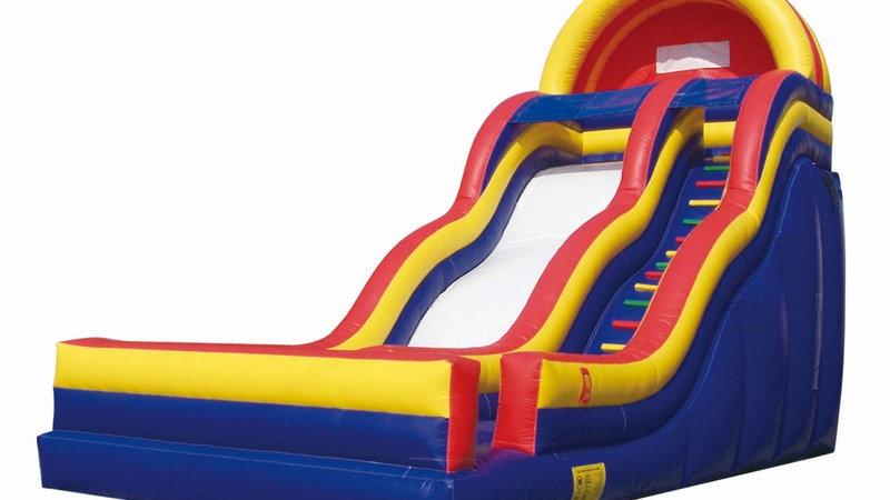 Curvy Dry slide